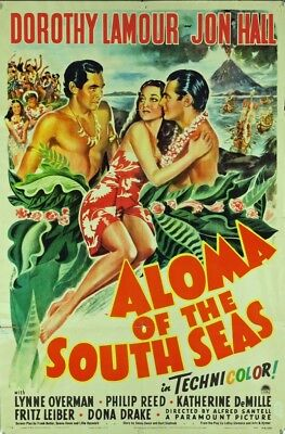 Aloma Of The South Seas (1941) 16516