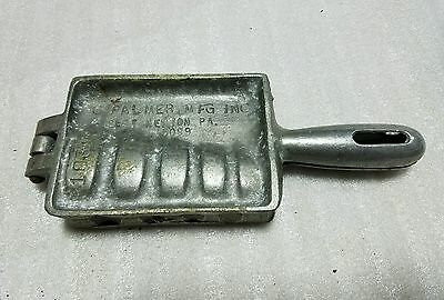 C. Palmer bank sinker mold 103 2 1/2 - 7 oz Newton Pa. Free priority shipping.