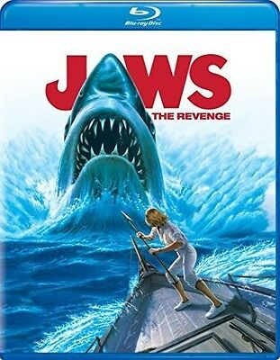 Jaws: The Revenge (2016, REGION A Blu-ray New)