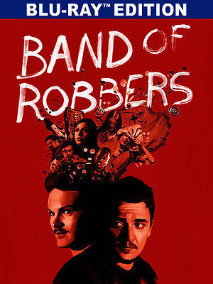 Band Of Robbers (2016, REGION A Blu-ray New)