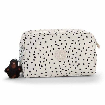 Kipling Gleam One Size Soft Dot Neceseres