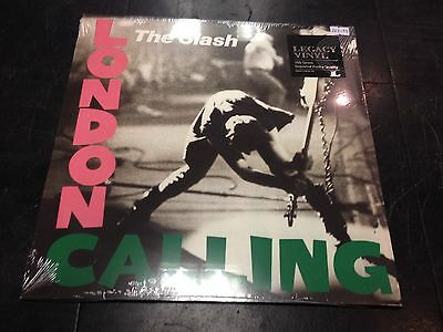 The Clash - London Calling 2-Lp New Mint Sealed 2013
