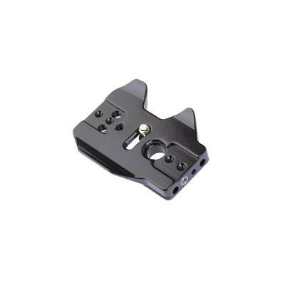 ProMediaGear ArcaSwiss Type Bracket Plate For Nikon D750 Camera with MBD16 Grip