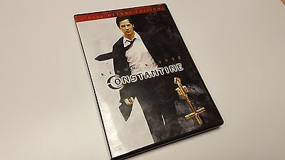 * Dvd Film Movie * Constantine - 2 Disc Special Edition *
