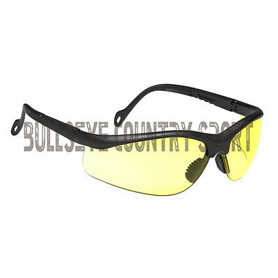 G&G Airsoft Safety Glasses Yellow Lense Protection Close Fit