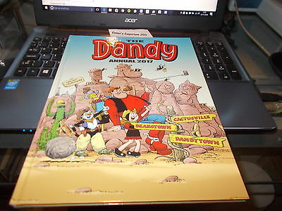The Dandy Annual - 2017 - Brand New Item - Ideal Xmas Present.1St Class/same Day