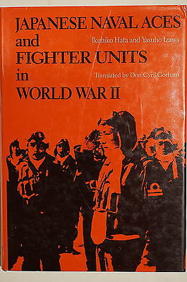 WW2 Japanese Naval Aces & Fighter Units in World War II Reference Book