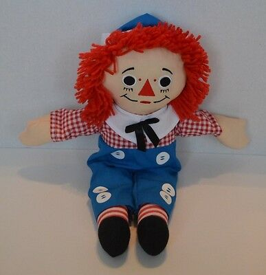 RAGGEDY ANDY DOLL 100th ANNIVERSARY 2015 HASBRO