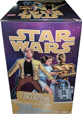 Star Wars Icons Micro Comic Factory Sealed Box