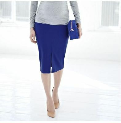 New Isabella Oliver Wardour Maternity Pencil Skirt, Career Suit Size 2 S 4/6 US