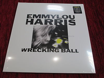 Emmylou Harris WRECKING BALL Record Store Day 2016 RSD 3LP Neu!