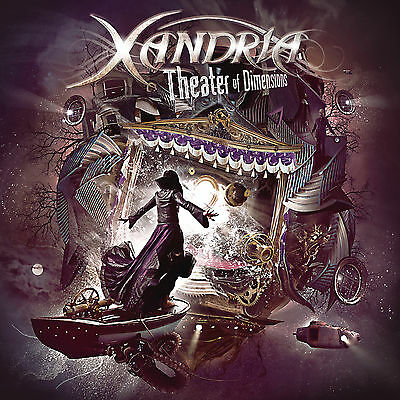 Xandria - Theater Of Dimensions DLP #107821