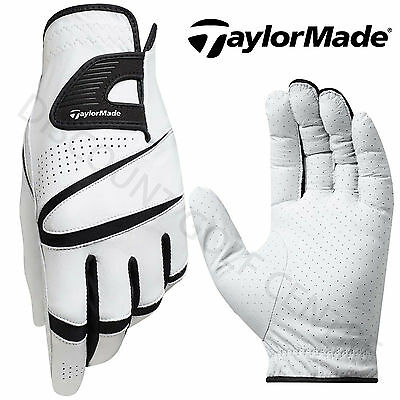TaylorMade 2017 Stratus Sport Leather Mens Golf Glove Left Hand