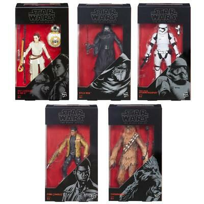 "Star Wars The Black Series 6"" Action Figure Collectible Hasbro Toy"