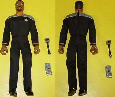 "Star Trek Playmates 12"" - Insurrection Lt. Cmdr. Geordi LaForge #65504H"