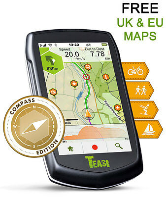 Teasi One3 eXtend Hiking and Cycling GPS