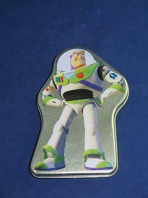 COLLECTABLE TIN Buzz  Lightyear by Copywrite Designs Toy Story 1990s