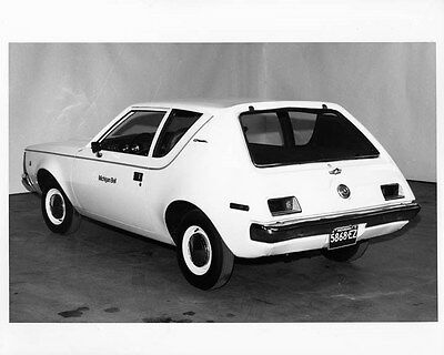 1971 AMC Gremlin ORIGINAL Factory Photo oae2903