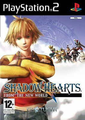 Shadow Hearts From The New World  New Sealed PS2 Game