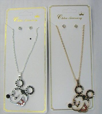 Wholesale 12 PCS Novelty Charm necklaces Assorted Gold & Silver # 0187 New