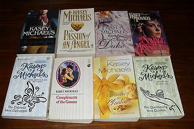 Nice lot of Romance by KASEY MICHAELS    Free shipping in Canada
