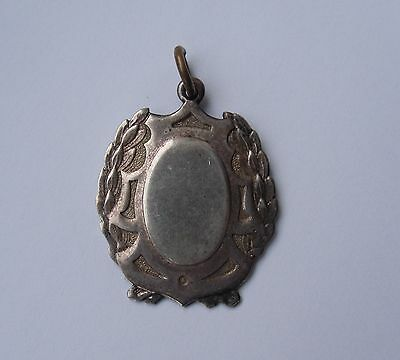 Vintage 1960s Metal Sports Medal. Ninfield Stoolball. 1969. Sussex Traditional