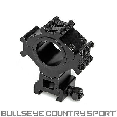 STRIKE SYSTEMS TRI RAIL SCOPE MOUNT FITS 20mm / 30mm SCOPES LASER TORCH