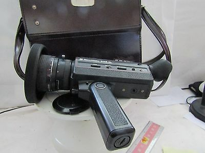 Vintage Bell & Howell 2146 XL 8mm camera