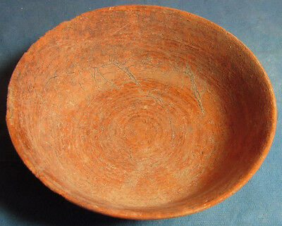 Judean Burnished Iron Age 9-7 Century BC. Ancient Bowl Judaea /Palestine Pottery