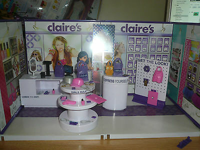 Miworld Claire's Shop/Store Deluxe Play Set - Doll, shop & Lots of Accessories
