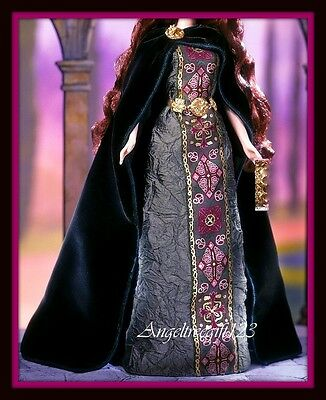 princess of Ireland dress outfit costume fits Barbie model muse silkstone