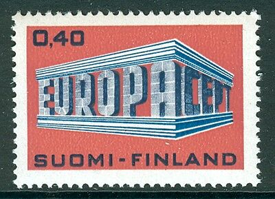 FINLAND 1969 stamp Europa 10th Anniversary of CEPT um (NH) mint