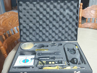 deluxe food service test kit plus temperature probes with case Atkins 38653-k