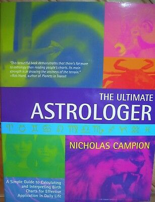 Brand New! Ultimate Astrologer Calculate & Interpret Your Birth Chart Clearance!