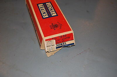 BOX OF AIR! LIONEL Box for 038-85 Acessory  Box Only