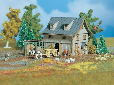 Vollmer Z Scale 9541 Country Rural Barn Gate Kit Building Extras *NEW *in USA