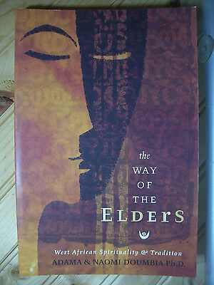 Brand New! Way Of The Elders West African Spirituality Out Of Print Collectible