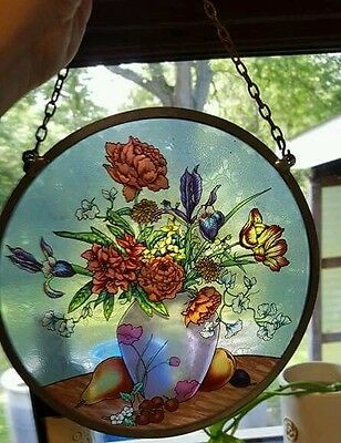 Decorative Hanging Stained Glass Sun Catcher