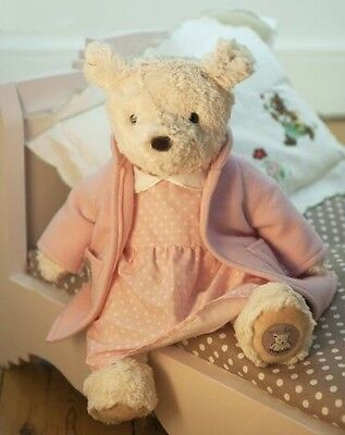 New Ragtales Darcy Bear Rabbit Nightie Dressing Gown Clothes Build A Bear Steiff