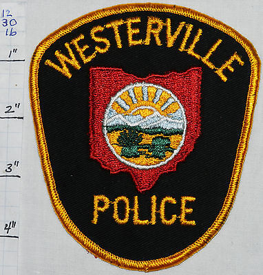 Ohio, Westerville Police Dept Version 3 Patch