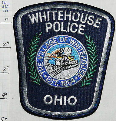Ohio, Whitehouse Police Dept Patch