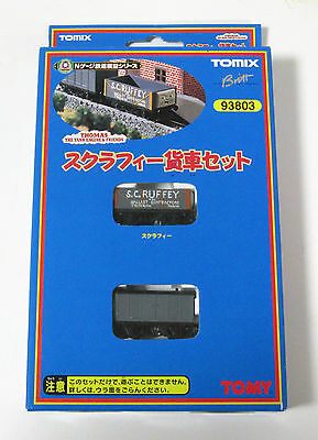 NEW: Tomix 93803 S.C.Ruffey troublesome truck Thomas & Friends N scale