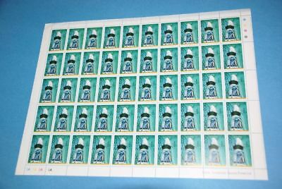 SPACE Viking Spacecraft Sc 494 MNH Complete Sheet of 50, Dominica qq
