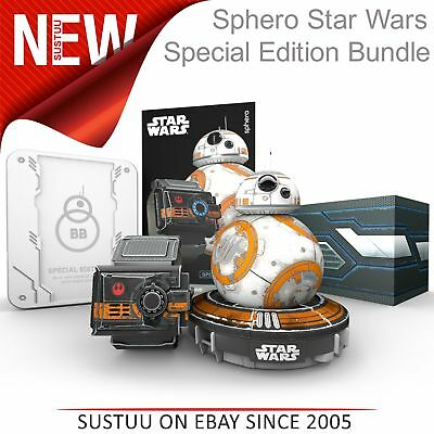 Sphero Star Wars BB-8 Remote App Controlled Droid & Force Band