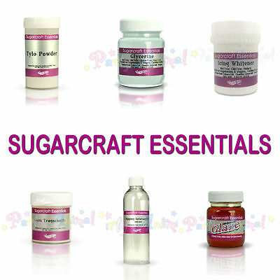 Essentials Of Cake Decorating : RAINBOW Dust Edible Gum Tragacanth To Harden Sugarpaste ...