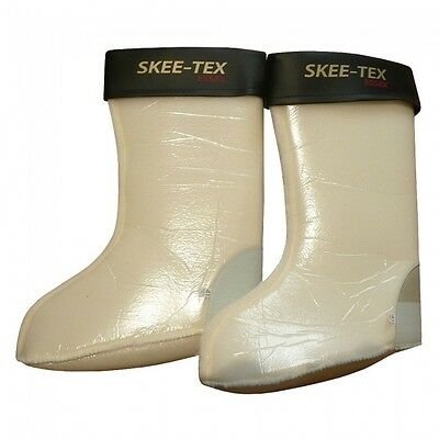 Skee Tex NEW Fishing Original Green Wellie Boot LINER *All Sizes*