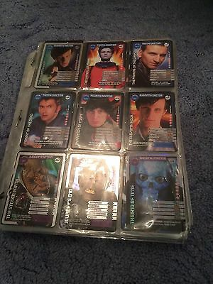 Doctor Who Monster Invasion Extreme Trading Cards 1-344. ( Except 90 )