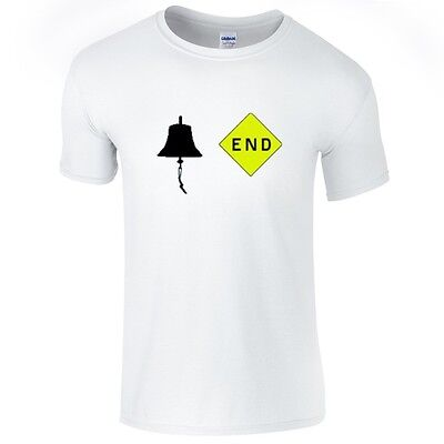 BELL END MENS T SHIRT  FUNNY RUDE COMEDY OFFENSIVE TOP S-5XL