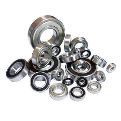 Grooved Ball Bearing 6000 - 6015 2rs Zz by Choice 10-75mm Shaft Bearing