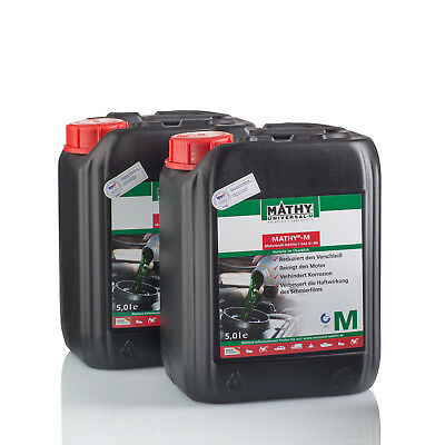 Mathy M Öl-Additiv 10 Liter Motorsport, Racing,Rally, Literpreis 36,20 € TOP!!